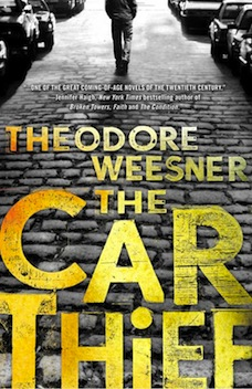 The Car Thief is available on Kindle for only $2.99!