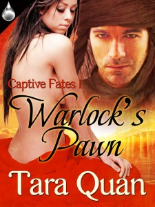 Blog Tour & Giveaway: Warlock's Pawn by Tara Quan
