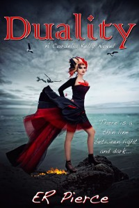 Interview with author of Duality, E.R. Pierce!