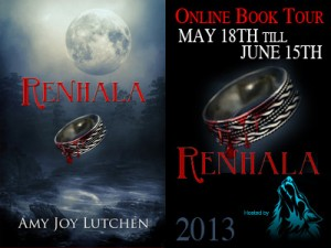 Book Tour: Renhala by Amy Joy Lutchen