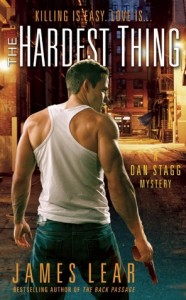 Interview with author of The Hardest Thing, James Lear!