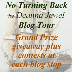No Turning Back Blog Tour