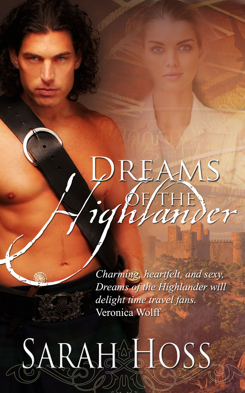 Interview with author of Dreams of the Highlander by Sarah Hoss!