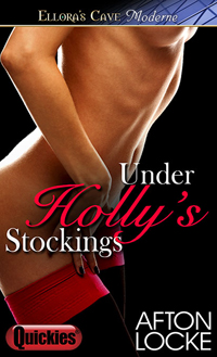 Blog Tour: Under Holly's Stockings by Afton Locke