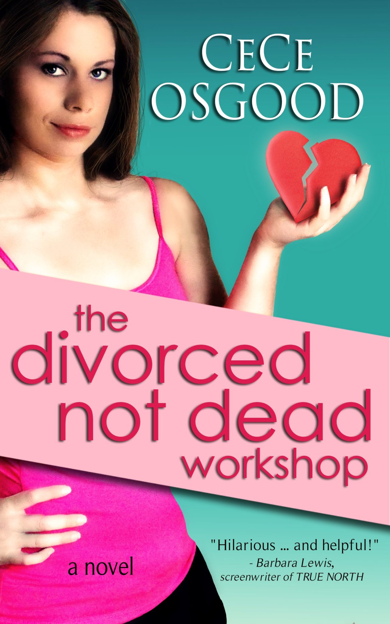 Interview & Guest Post with author of the Divorced not Dead Workshop Cece Osgood!