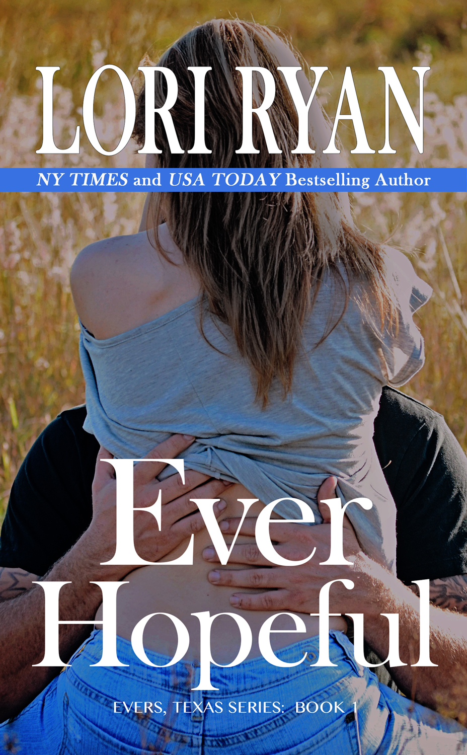 #Blog Tour: Ever Hopeful by Lori Ryan