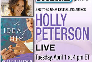 Booktrib: LIVE CHAT with New York Times bestselling author Holly Peterson!