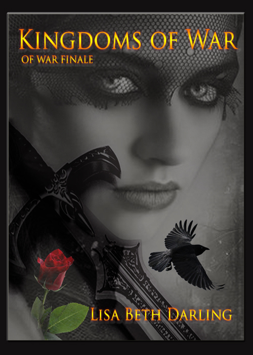 Blog Tour & Giveaway: Kingdoms of War, Book 6 of the War Series by Lisa Beth Darling