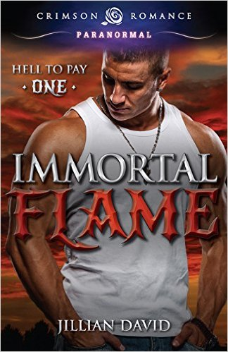 Interview with author of Hell to Pay Paranormal Romance Series, Jillian David