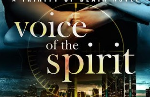 Giveaway: Voice of the Spirit by Caroline Raine