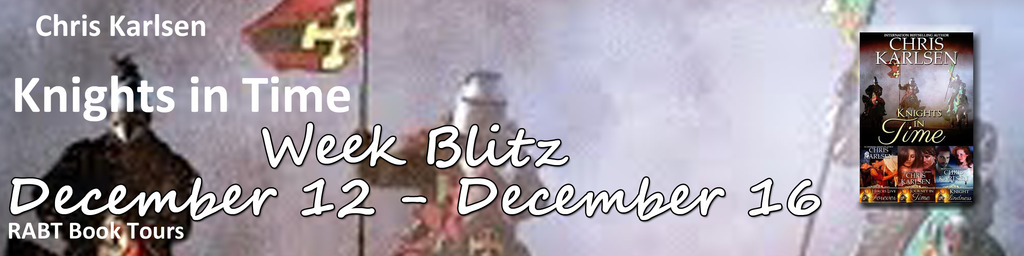 Week Blitz & Giveaway:  Knights in Time