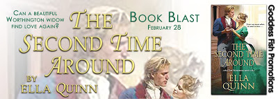 Blog Tour: The Second Time Around By Ella Quinn