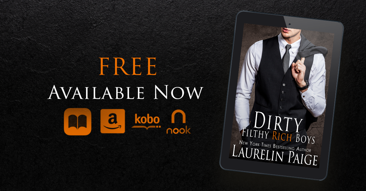 New Release: Dirty Filthy Rich Boys by Laurelin Paige