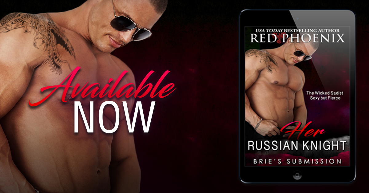 Blog Tour: Her Russian Knight by Red Phoenix