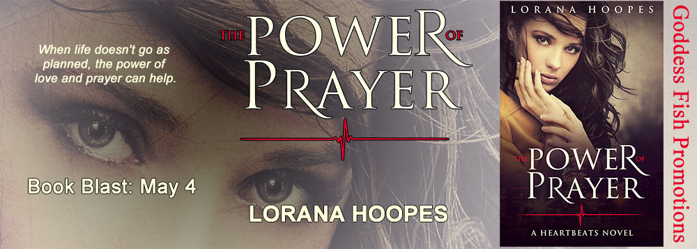 Blog Tour & Giveaway: The Power of Prayer