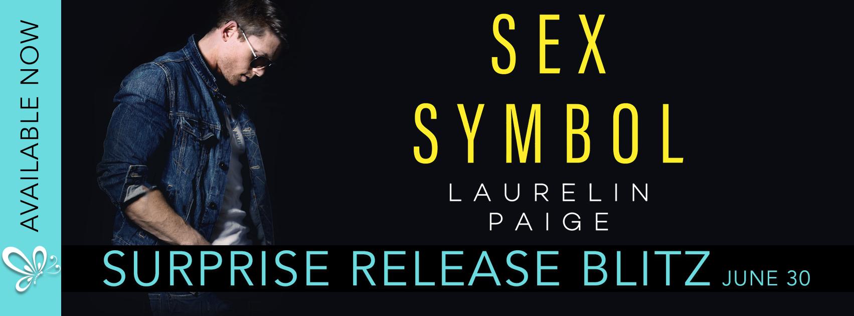 Blog Tour: Blitz SEX SYMBOL by Laurelin Paige