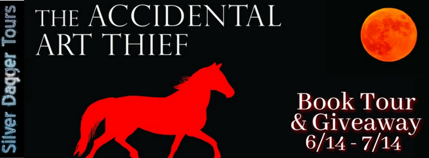 Blog Tour & Giveaway: The Accidental Art Thief