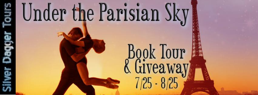 Blog Tour & Giveaway: Under the Parisian Sky
