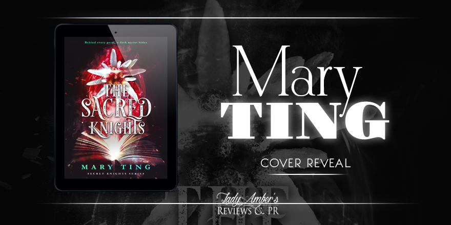 Cover Reveal: The Sacred Knight