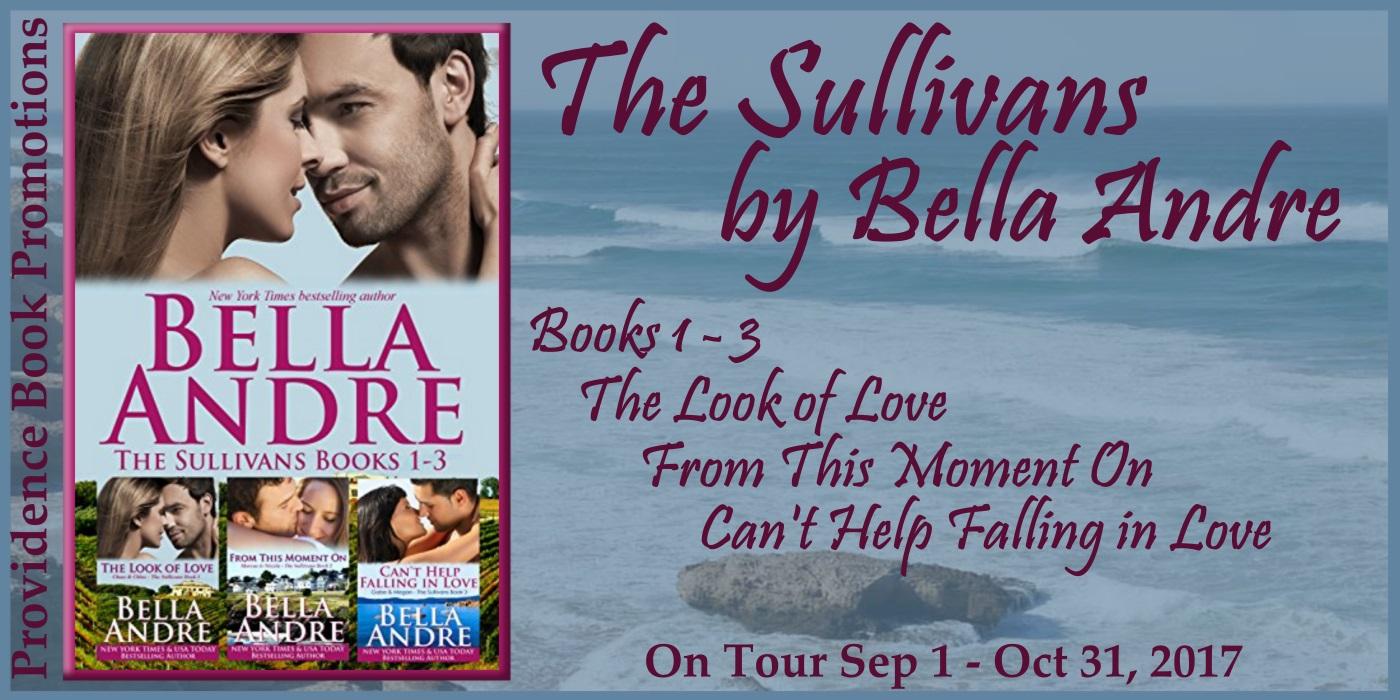 Blog Tour: The Sullivans Boxed Set Books 1-3by Bella Andre