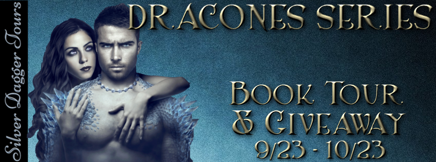 Blog Tour & Giveaway: Dracones Series