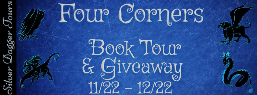 Blog Tour & Giveaway: Four Corners