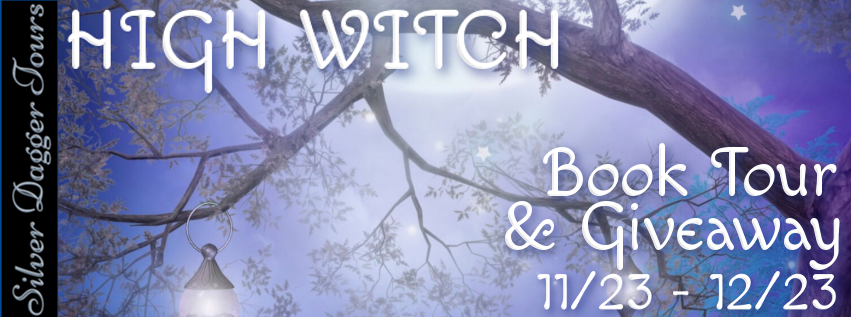 Blog Tour & Giveaway: High Witch