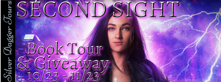 Blog Tour: Second Sight