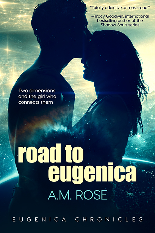 Interview with author of Road to Eugenica, A.M. Rose!