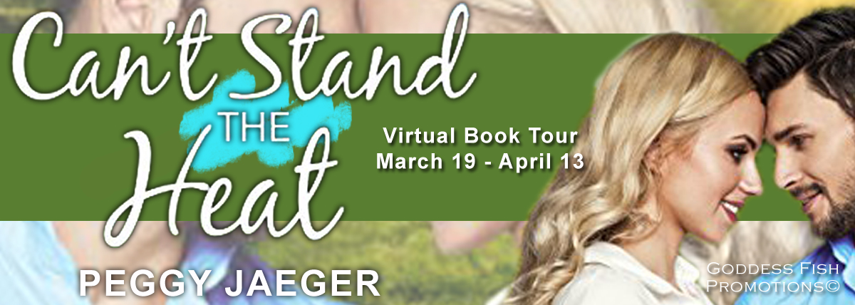 Blog Tour & Giveaway: Can't Stand The Heat