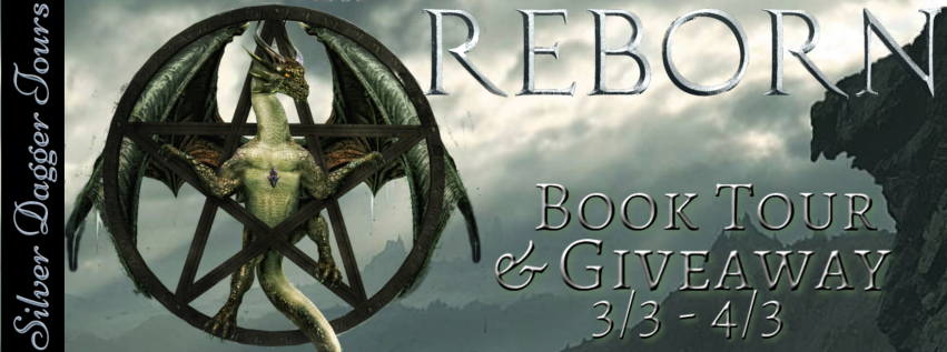 Blog Tour: Reborn: Rise of the Realms