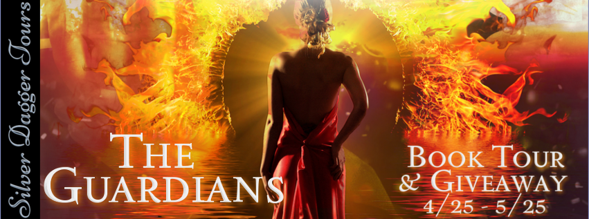Blog Tour:The Guardians