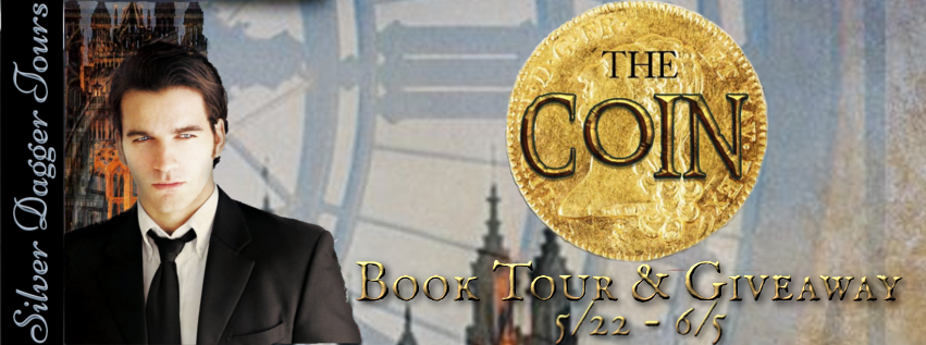 Blog Tour: The Coin