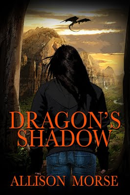 Release Blitz: The Dragon's Shadow