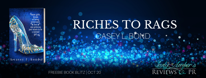 Freebie Book Blitz: Riches to Rags