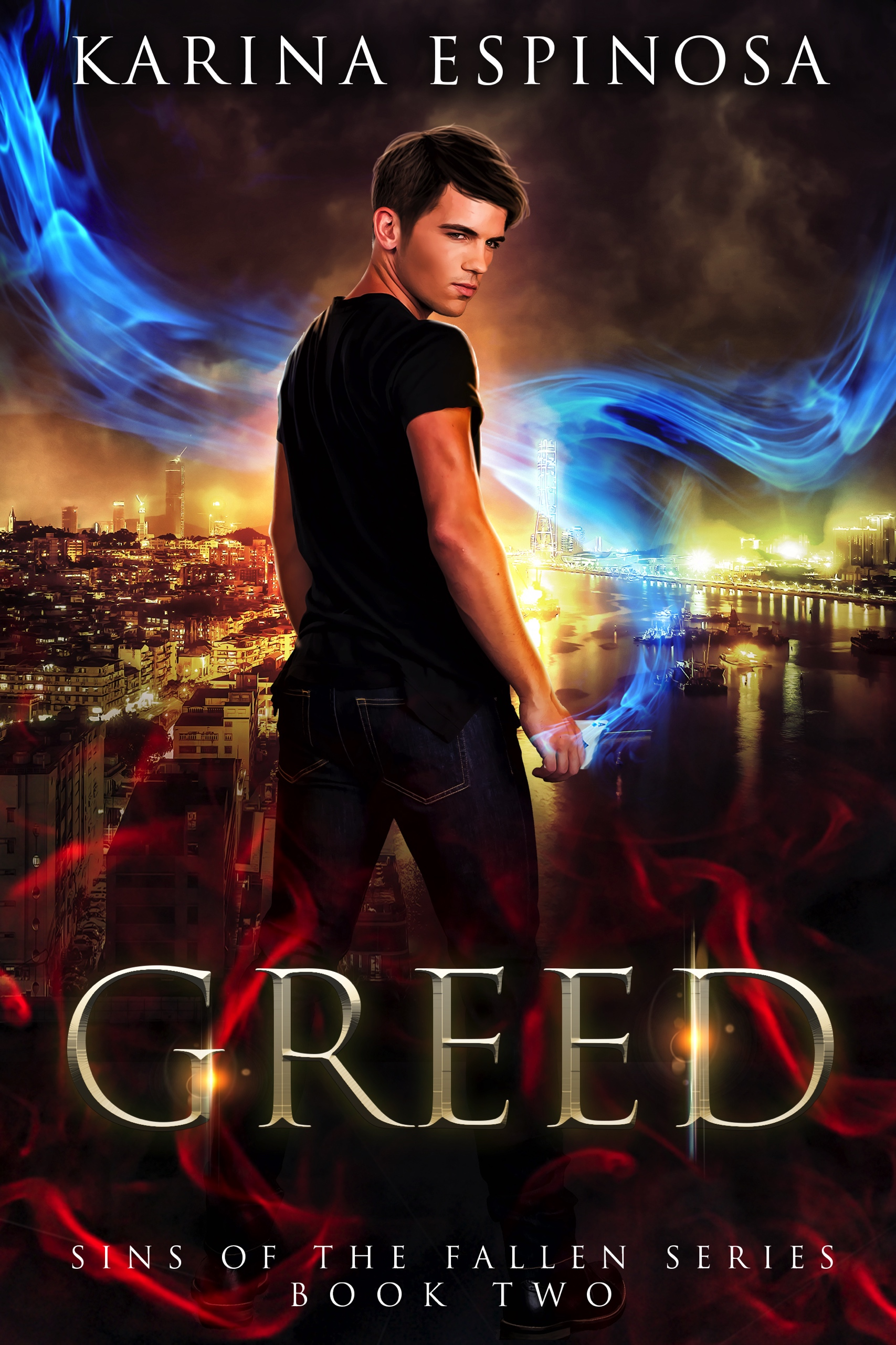 Cover ReVamp: Greed