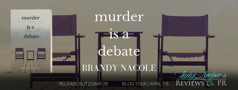 Release Blitz: Murder is A Debate