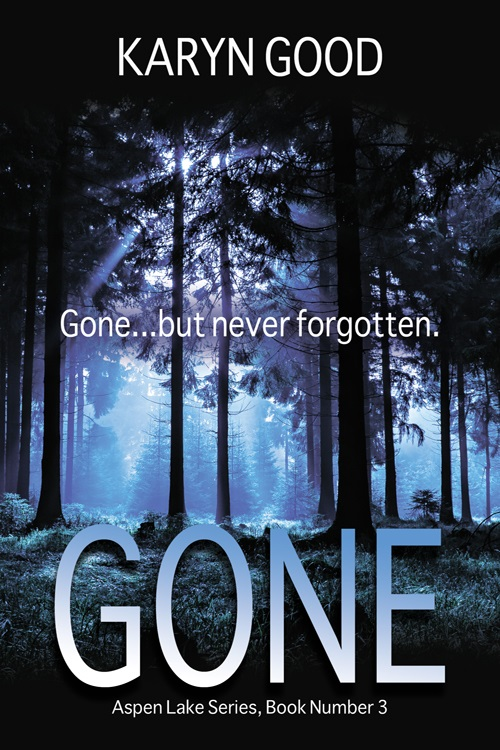 Release Blitz: GONE by Karyn Good