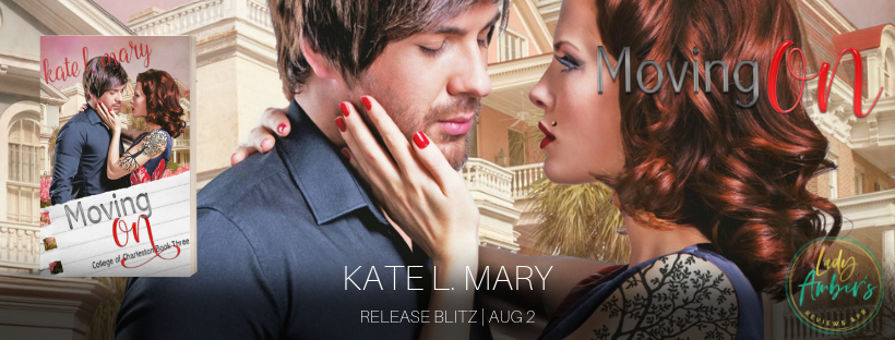 Release Blitz: Moving On