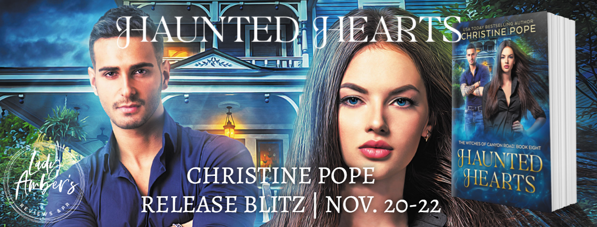 Release Blitz: Haunted Hearts