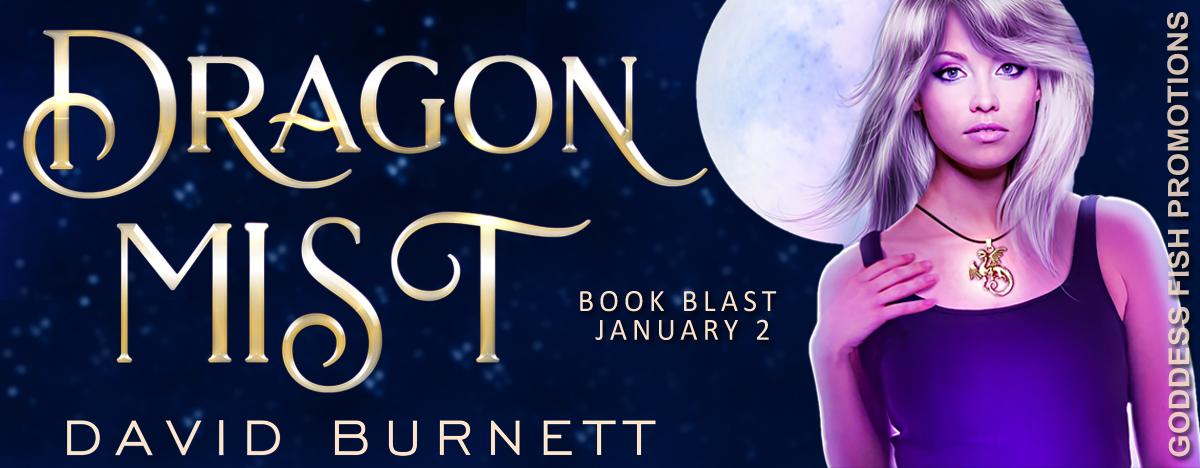 Book Blast: Dragon Mist