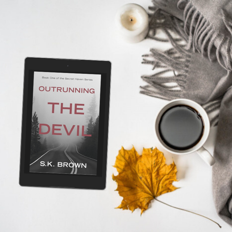 Book Blitz: Outrunning the Devil
