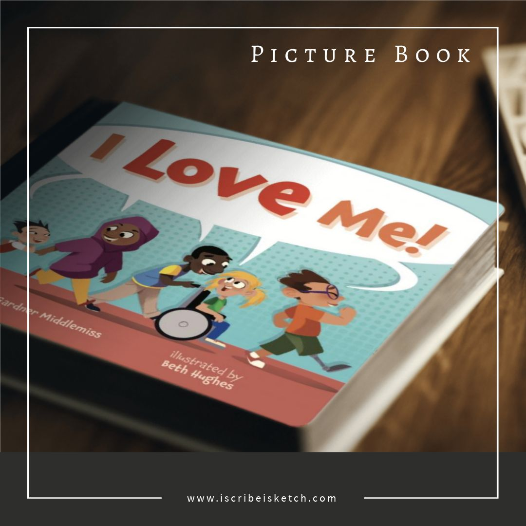 Release Blitz: I Love Me!
