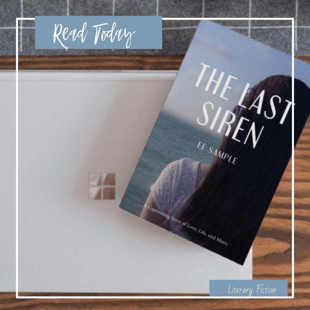 Book Blitz: The Last Siren